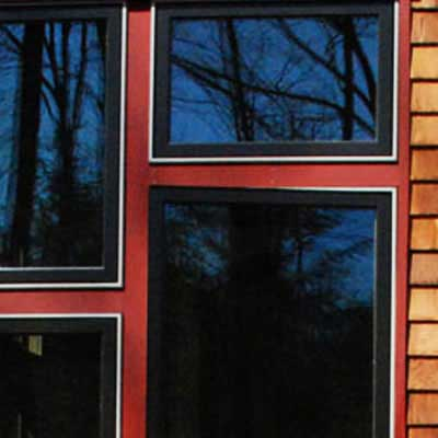 fenestration at entry