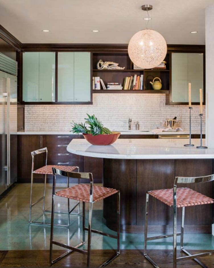 Kitchen, Finished Design