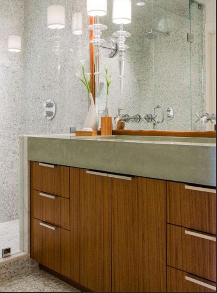 Master Bath—Finished Design